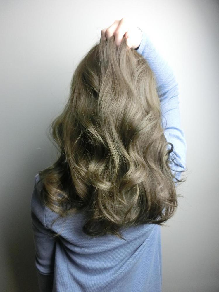 髮型創作/小雅。圖/HairMap美髮地圖提供