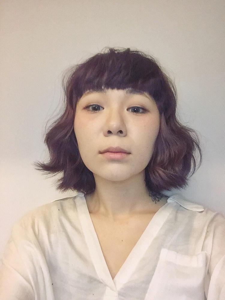 髮型創作/BØBKO X HAIR。圖/HairMap美髮地圖提供