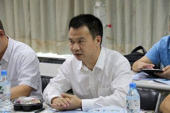 局長鄧佑滿 (攝影:唐銘偉)