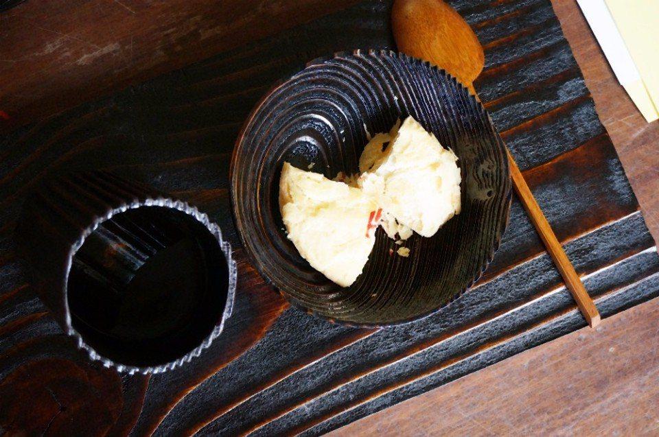 在漆會仕漆器,當一日文人雅士,來場餅道。(攝影/林郁姍)
