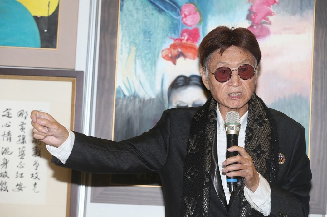 84歲前台視體育主播傅達仁驚爆罹患胰臟癌。 圖/聯合報系資料照
