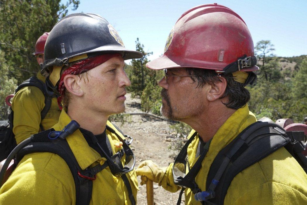 新片「無路可退」改編自2013年美國亞歷桑納州亞內爾山嚴重森林大火中消防員的真實