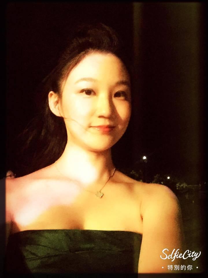 國慶焰火音樂會讓音樂家冒雨演奏,馮楚軒表示,「這就是我們慶祝中華民國生日的方式?...