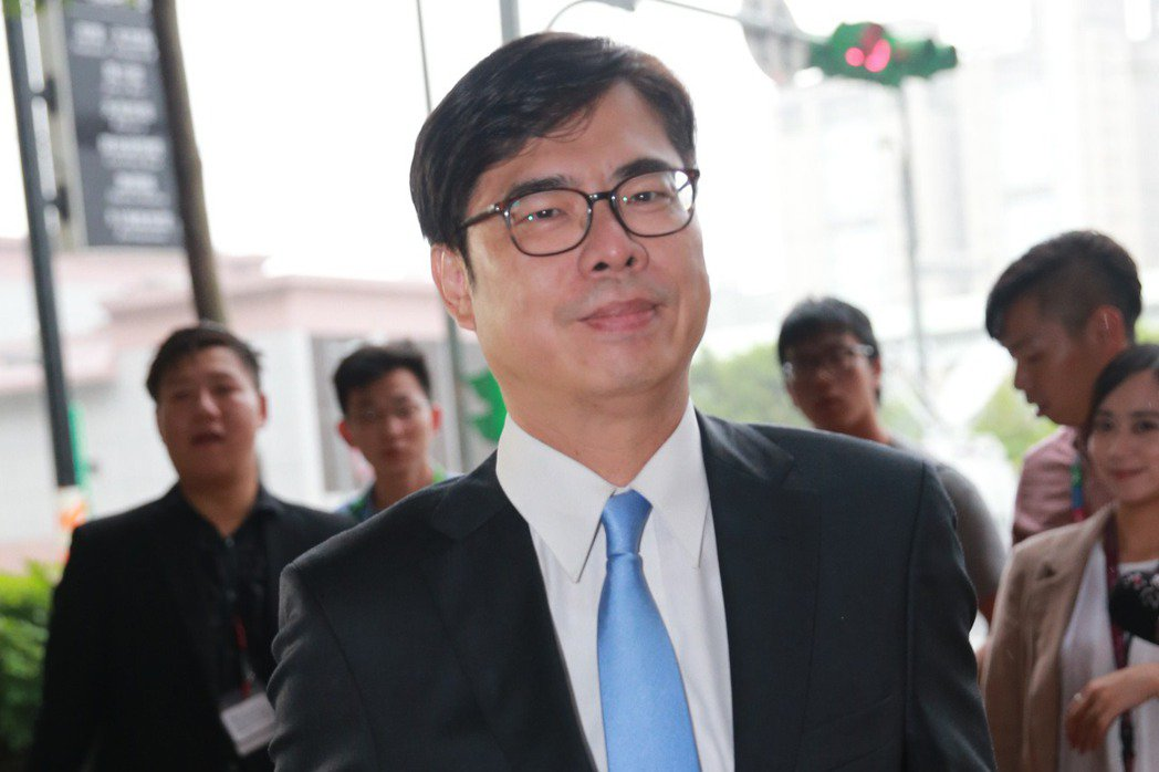 立委陳其邁。記者黃義書攝影/聯合報系資料照