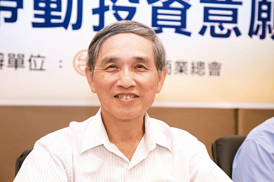 施顏祥(中原大學講座教授/前經濟部部長) 毛洪霖/攝影