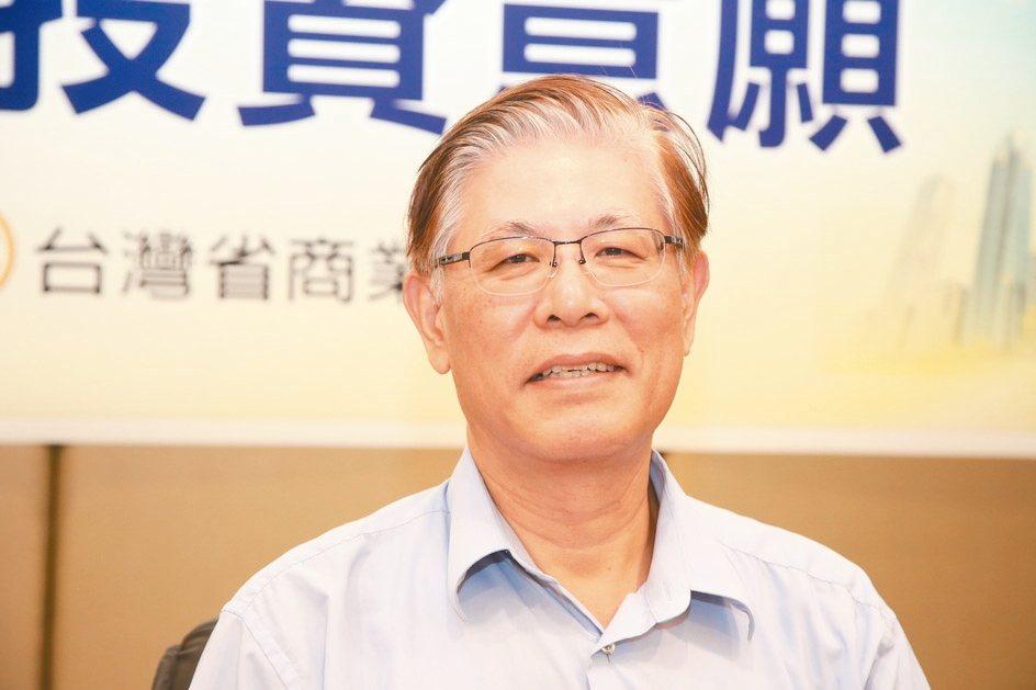 李堅明(台北大學自然資源暨環境管理所副教授) 毛洪霖/攝影