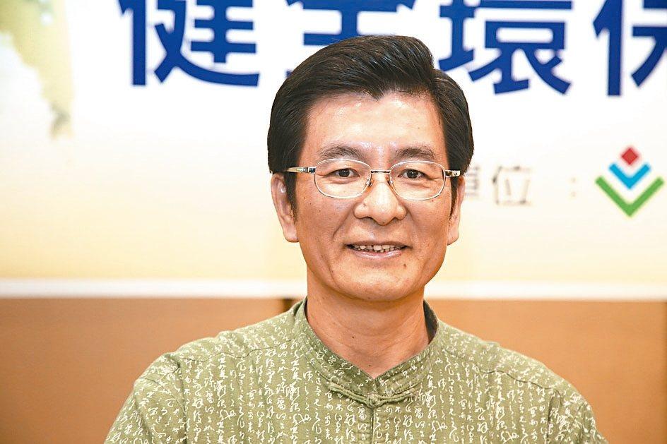 劉文仕(行政院法規會主任委員) 毛洪霖/攝影