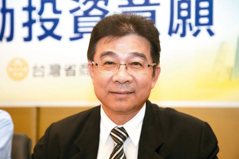 林善志(台塑企業總管理處總經理) 毛洪霖/攝影