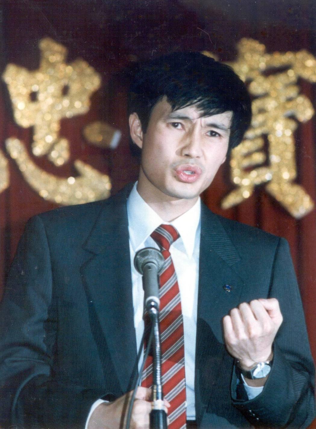 陳寶忠說:「在中共暴政下,根本不把人當人看。」 報系資料照