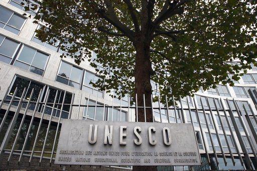 聯合國教科文組織位於法國巴黎的總部。美聯社