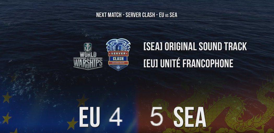 最終亞洲以5:4的比數小勝歐洲