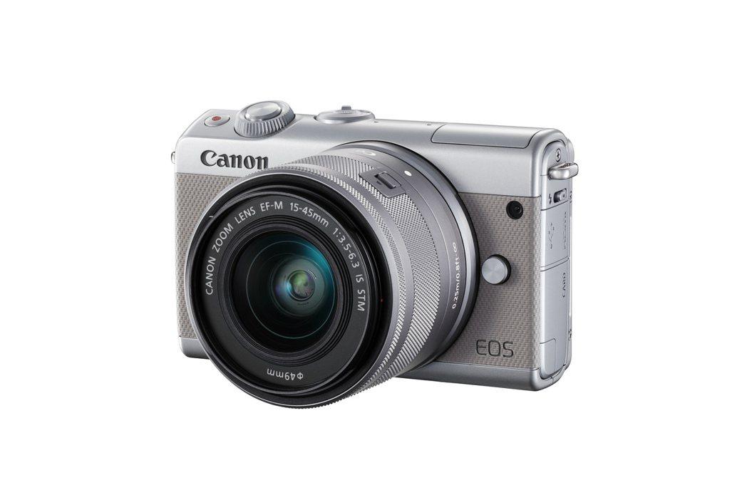 規格上EOS M100搭載「雙像素CMOS自動對焦」(DAF)及DIGIC 7數...