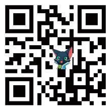 《問答 RPG 魔法使與黑貓維茲》Android & iOS下載QR code