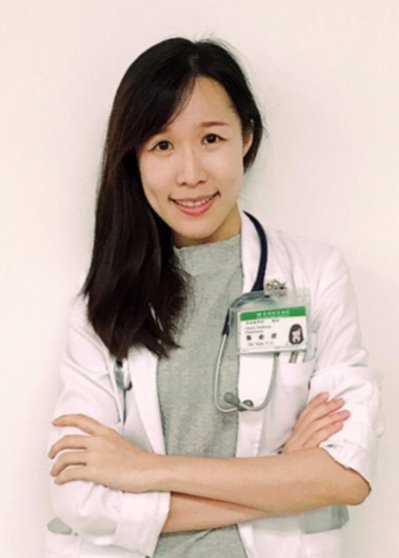 葉俞君醫師:子宮頸癌初期往往沒有特別的症狀,大多是在例行的子宮頸抹片檢查時意外發...