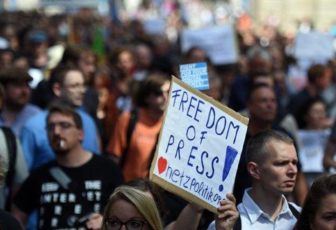 隕落的海盜黨——為言論與新聞自由發聲