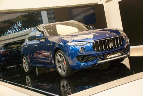 羅密歐的Maserati 第二款SUV將於2020年推出