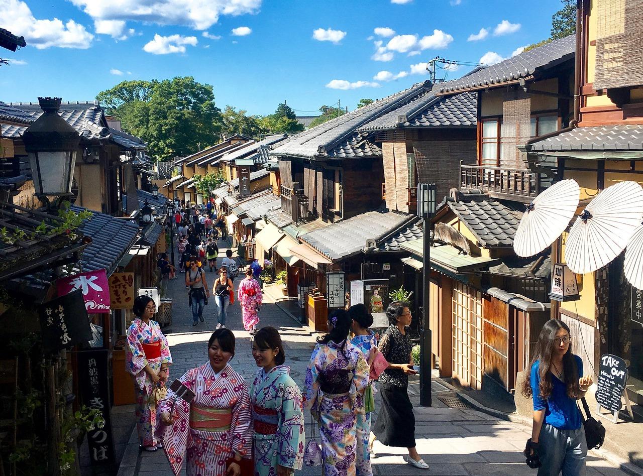 日本京都。圖/聯合報系資料照片