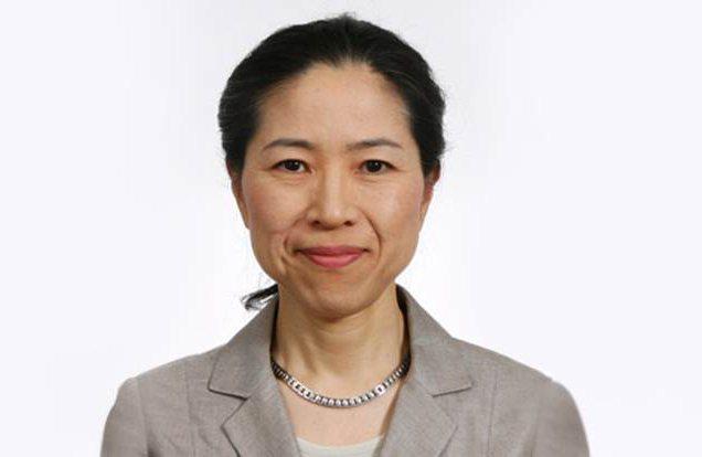圖:日本特許廳史上首位女性長官宗像直子 (圖片來源: https://www.a...