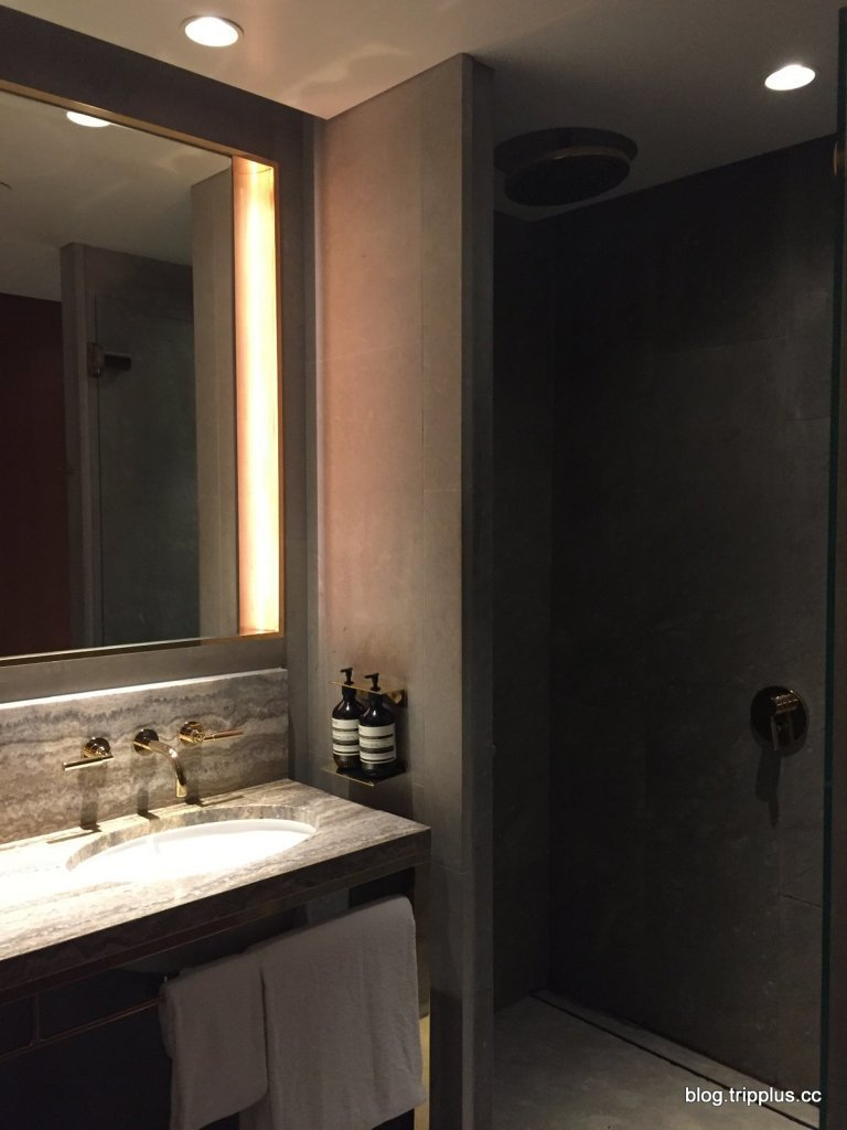 到了貴賓室第一件事就是沖個澡,在我使用過的貴賓室洗澡間,最喜歡國泰航空的!圖文來...