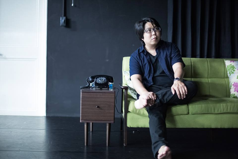 劇場導演廖俊凱。