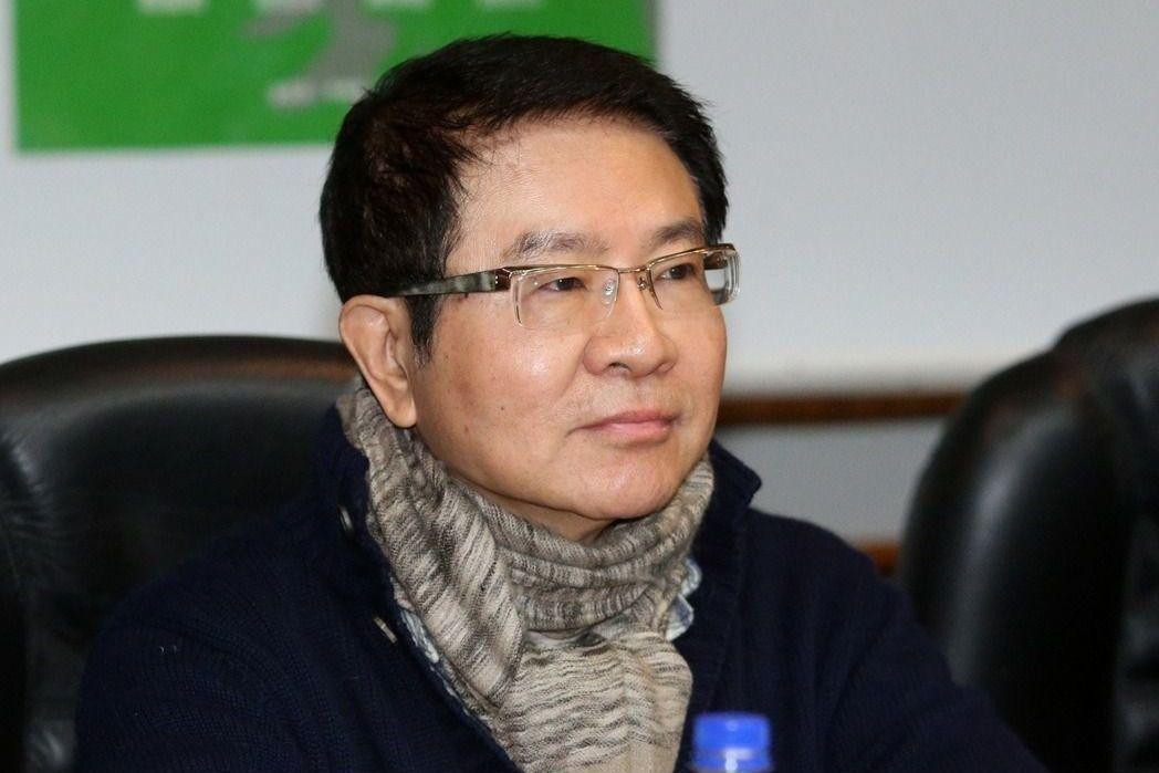 海基會前董事長洪奇昌。圖/聯合報系資料照片