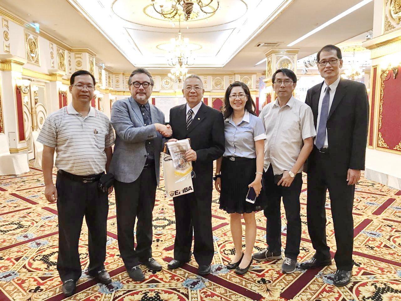 靜宜大學近日率團前往越南及柬埔寨,與當地學校洽談合作計畫。圖/靜宜大學提供