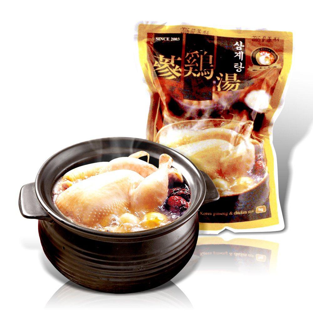 天京蔘韓國農協人蔘雞,促銷價399元。圖/momo購物網提供