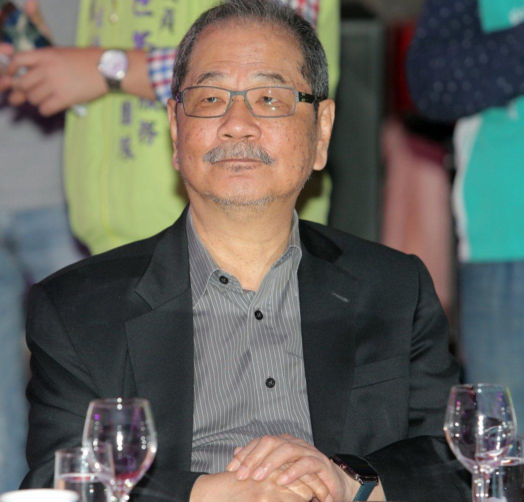前台糖董事長吳乃仁。本報資料照片 記者劉學聖/攝影