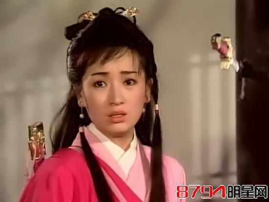 龔慈恩當年演出「雪山飛狐」而和老公林煒相戀。圖/摘自網路