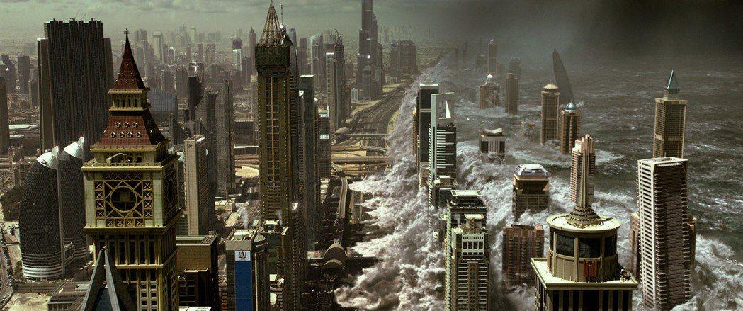 「氣象戰」將於13日在台上映。圖/華納提供