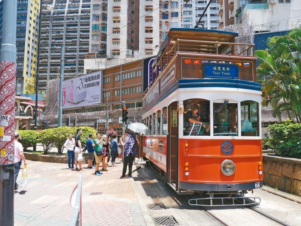 香港旅遊。圖/報系資料照