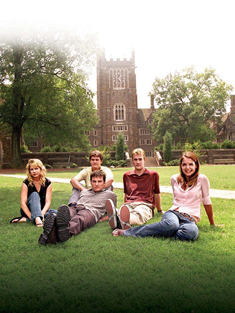 「戀愛世代」在美大受歡迎,劇中主角都成當紅青春偶像。圖/摘自imdb