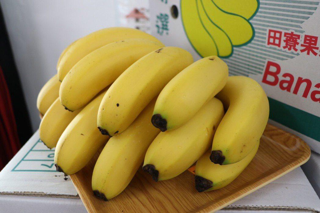 今年香蕉價格低迷,農委會重啟加工業者政策補貼救香蕉價格。圖/農糧署提供