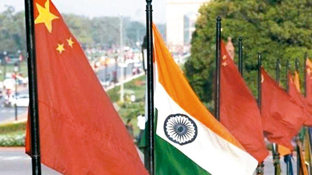 中國大陸、印度的邊界問題還有得吵。 (路透)