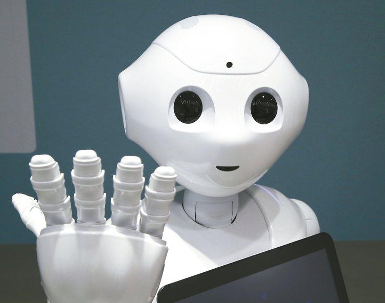 全球人工智慧與自動化產業興起,機器人投資逐步成為顯學。 (本報系資料庫)
