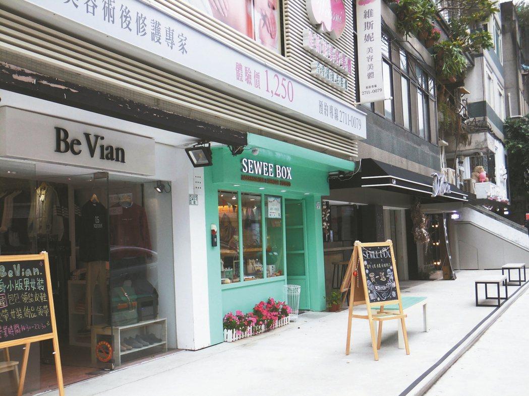 東區今年至今,包含巷內店面交易,僅有九筆,單價最高店面位於敦化南路一段161巷。...