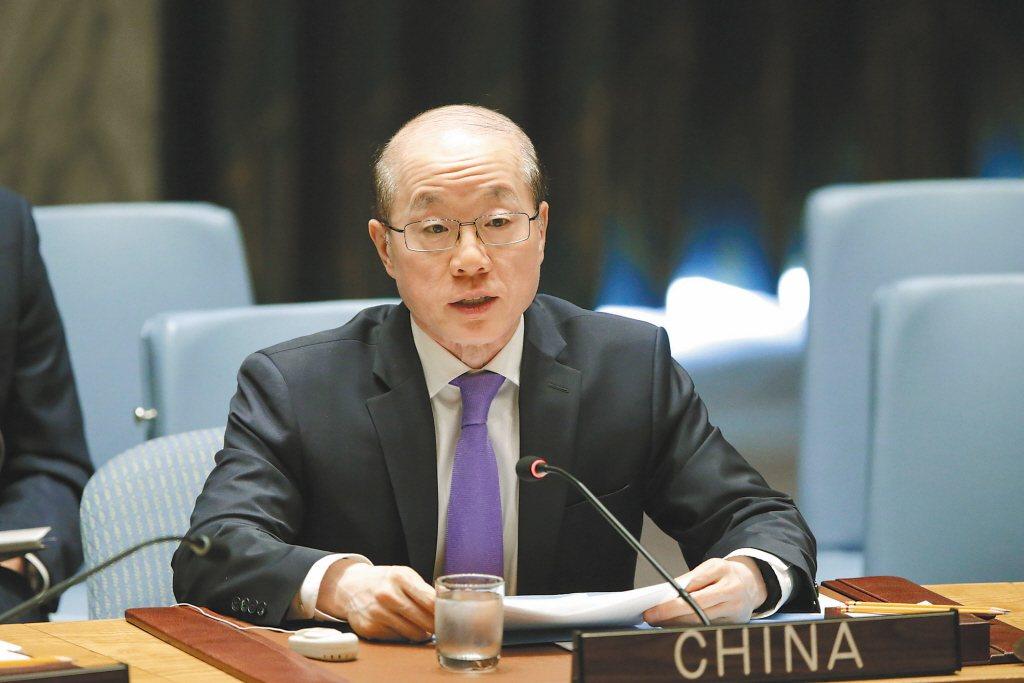 中國持續競逐國際多邊組織主導權,且起用外事系統人士處理對台事務,中國國務院台灣事...
