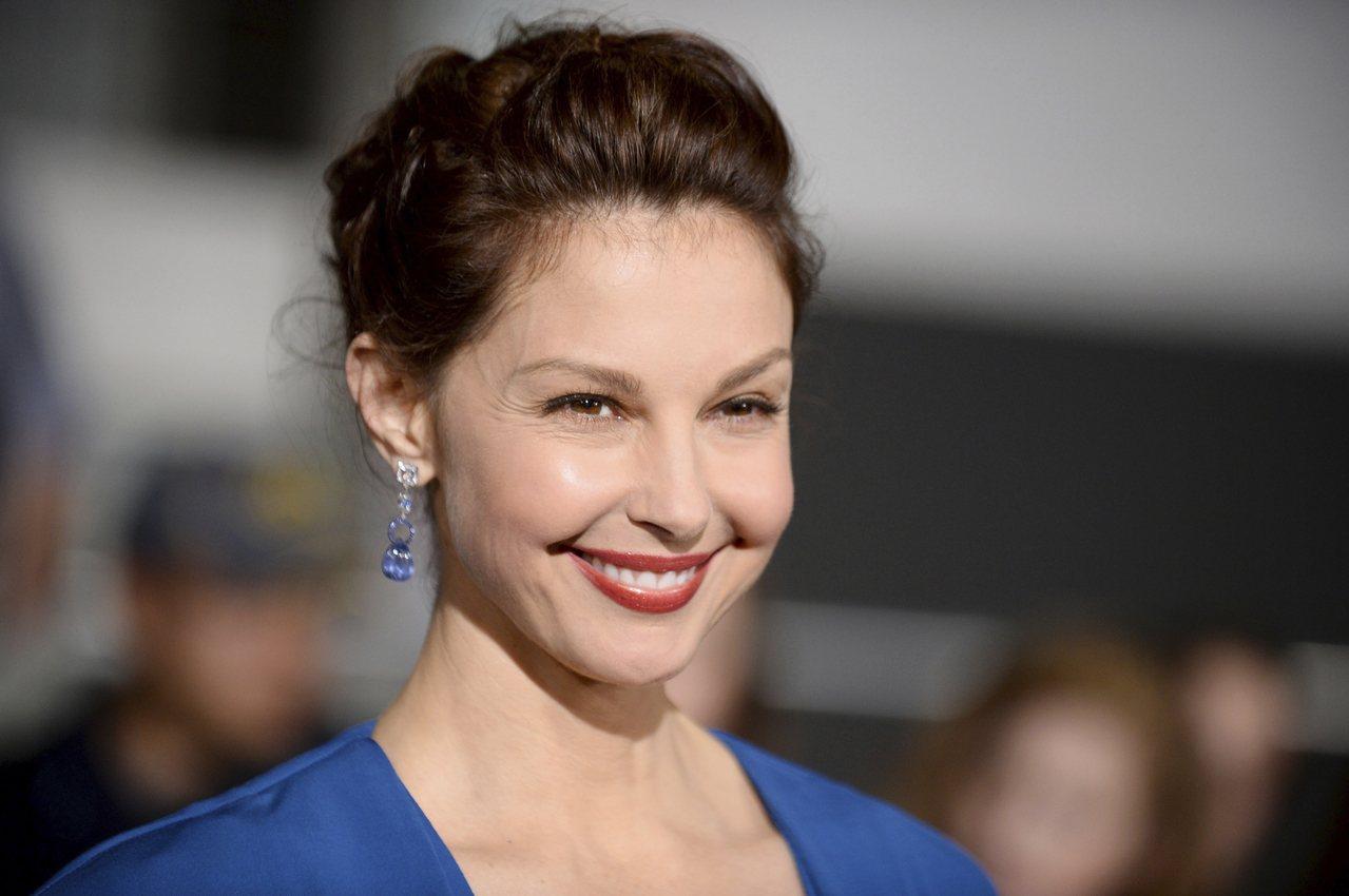 知名女星艾希莉賈德(Ashley Judd)。美聯社