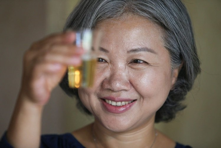 謝小曼要讓更多人親近茶,讓台灣茶文化走向更精緻之路。圖/記者楊萬雲攝影