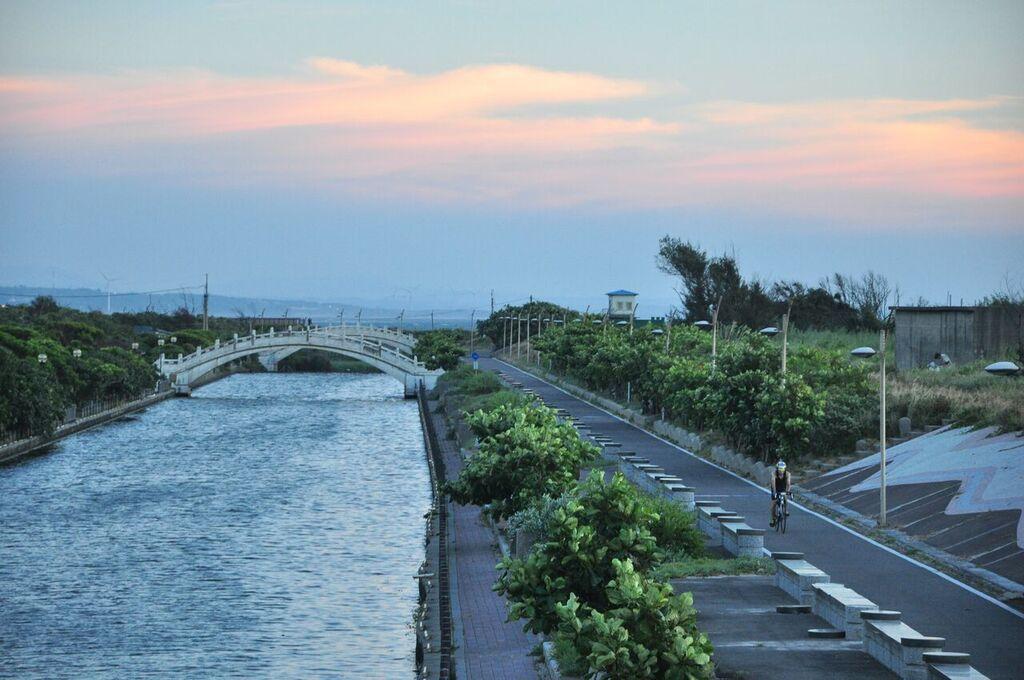 新竹十七公里海岸線。圖/新竹市政府行銷處提供