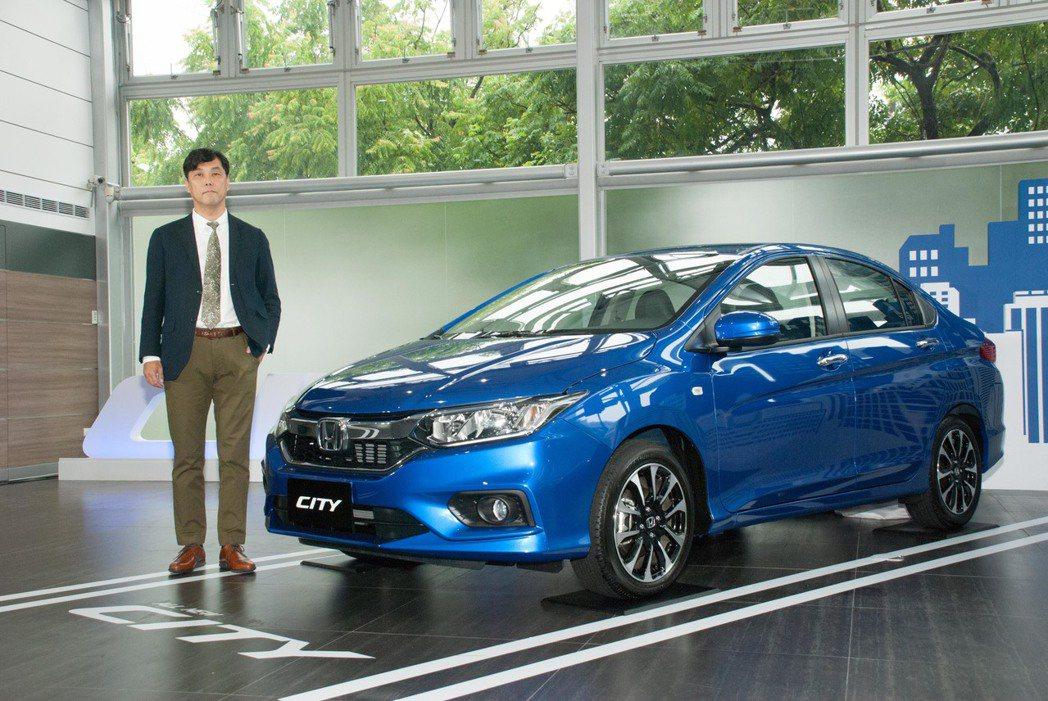 Honda Taiwan 暨Honda Taiwan Motor董事長伊藤隆人。記者林昱丞/攝影