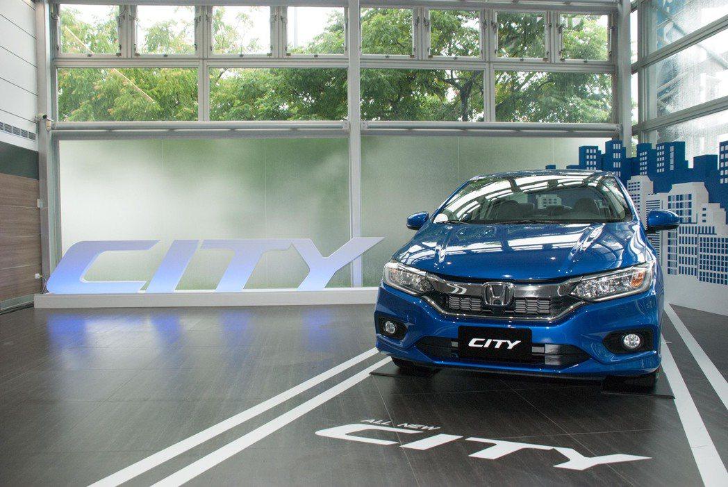2018 Honda New City發表。 記者林昱丞/攝影
