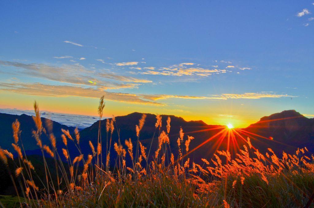 登山人一生必爬Top10-合歡山群峰|圖片來源:i kun / Flickr