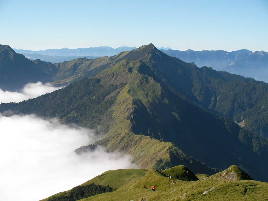 登山人一生必爬Top10-奇萊南華|圖片來源:中國信託登山社 / Flickr