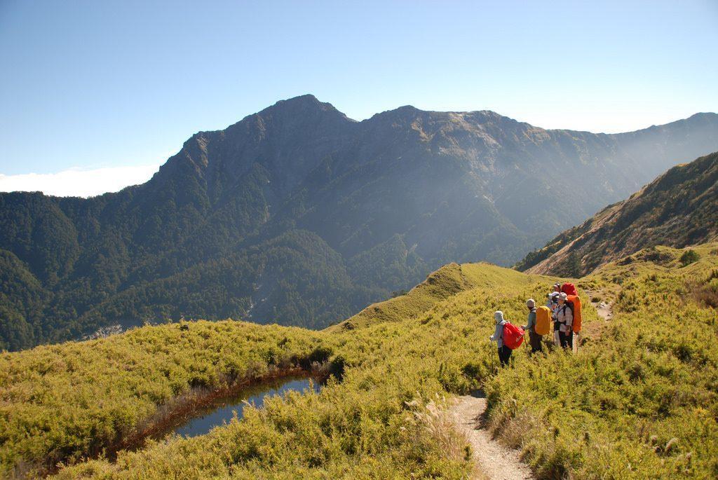 登山人一生必爬Top10-黑色奇萊|圖片來源:FloraTang / Flick...