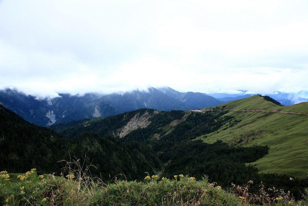 登山人一生必爬Top10-黑色奇萊|圖片來源:Lily / Flickr
