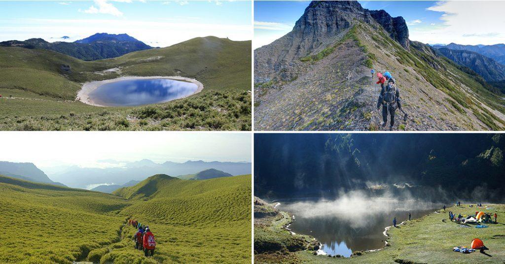 登山人一生必爬Top10|圖片來源:Tripbaa趣吧!達人帶路