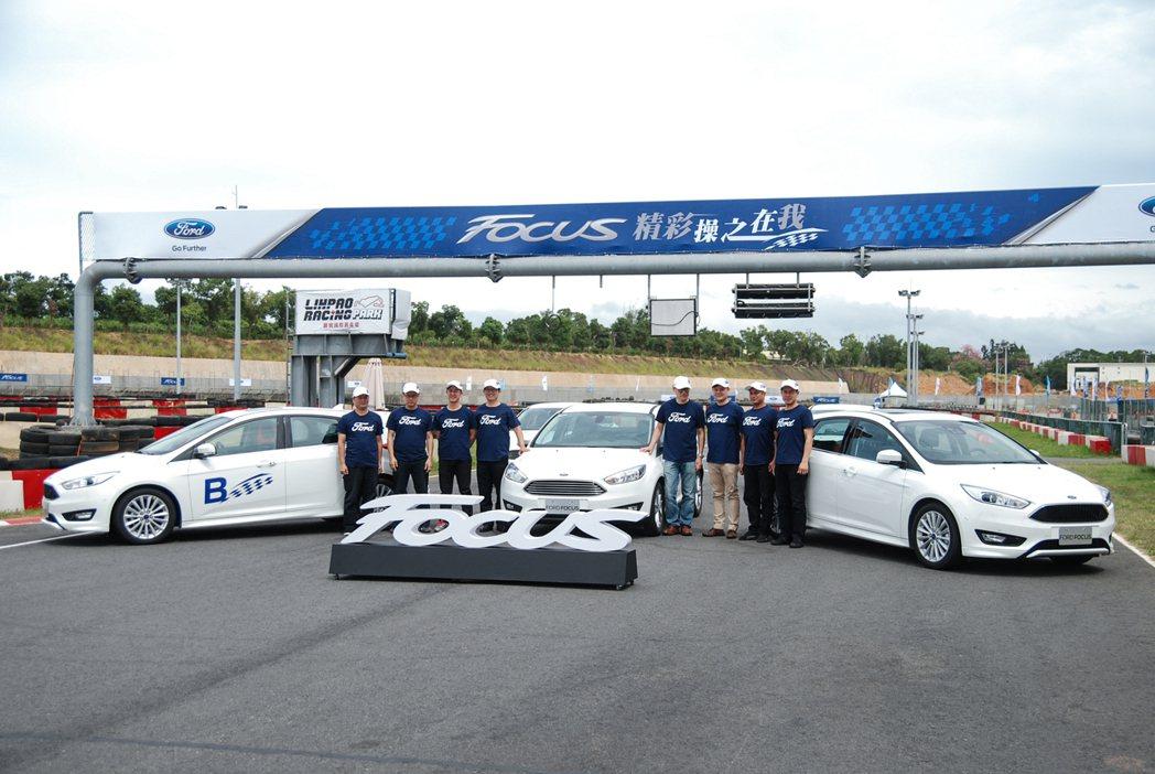 Ford 福特六和汽車於今(13)日在台中麗寶國際賽車場發表小改款 Ford F...