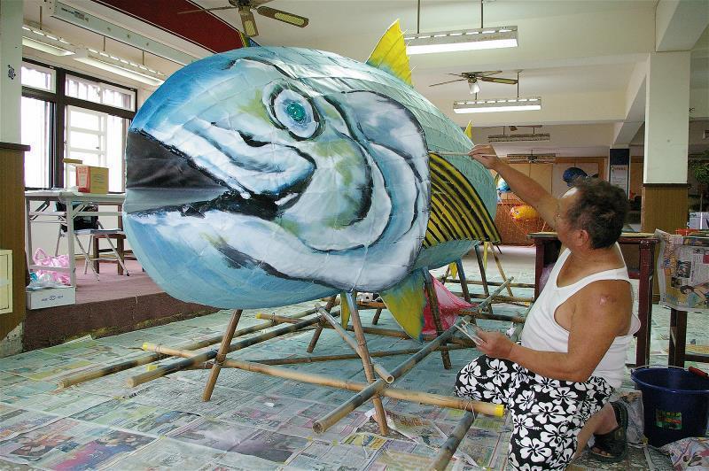 邁入20年的鯖魚文化節,是地方盛事,傳遞對上天的敬畏與感恩。 (廖大慶提供)