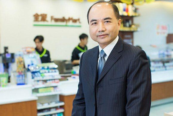 中國全家總經理朱宏濤宣布離職。取自界面新聞